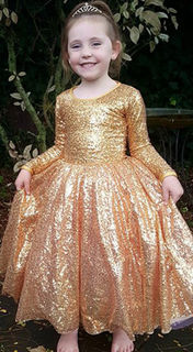 Bling Princess - Gold   SOLD OUT - PRE ORDER TODAY