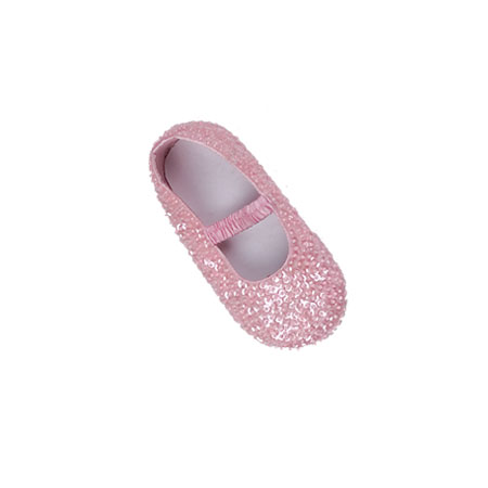 Sequin Shoes - Pink