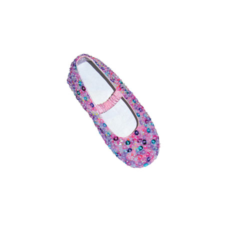 Sequin Shoes - Multi